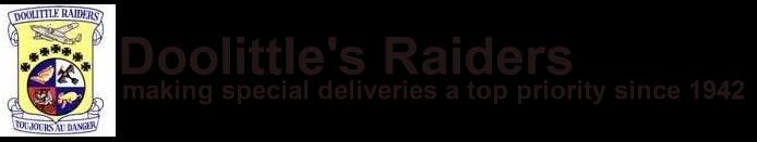 Doolittle's Raiders logo